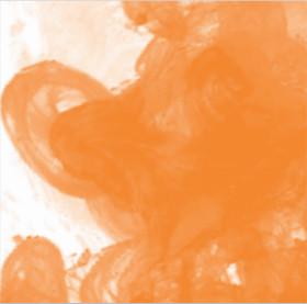 Daler Rowney FW Acrylic Artist Ink 29.5ml Cam Şişe Flame Orange 687 - 687 Flame Orange