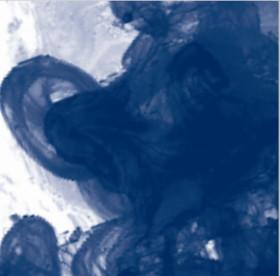 Daler Rowney FW Acrylic Artist Ink 29.5ml Cam Şişe Indigo 127 - 127 Indigo