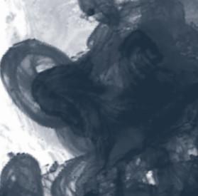 Daler Rowney FW Acrylic Artist Ink 29.5ml Cam Şişe Paynes Grey 065 - 065 Paynes Grey
