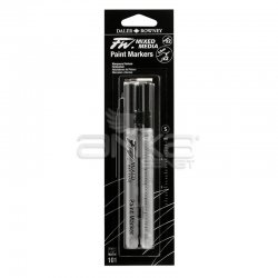 Daler Rowney - Daler Rowney FW Mixed Media Paint Marker Sets 101 0,8mm Teknik Uç (S) (1)