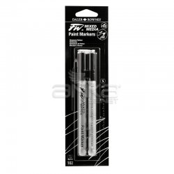 Daler Rowney - Daler Rowney FW Mixed Media Paint Marker Sets 102 1mm Sert Uç (S) (1)