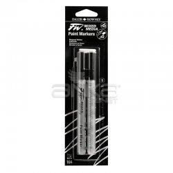 Daler Rowney - Daler Rowney FW Mixed Media Paint Marker Sets 104 1-3mm Kesik Uç (S)