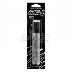 Daler Rowney FW Mixed Media Paint Marker Sets 104 1-3mm Kesik Uç (S) - Thumbnail