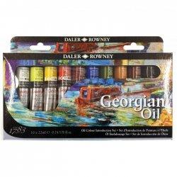 Daler Rowney - Daler Rowney Georgian Oil Yağlı Boya Introduction Set