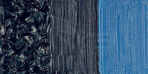 Daler Rowney Georgian Water Mixable Oil Su Bazlı Yağlı Boya 200ml 135 Prussian Blue