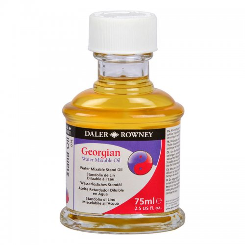 Daler Rowney Georgian Water Mixable Stand Oil 75ml