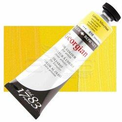 Daler Rowney - Daler Rowney Georgian Yağlı Boya 38ml 616 Cadmium Yellow Hue