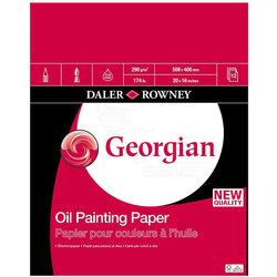Daler Rowney - Daler Rowney Georgian Yağlı Boya Blok 290g 12 Yaprak (1)