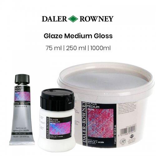 Daler Rowney Glaze Medium Gloss