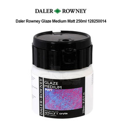 Daler Rowney Glaze Medium Matt 250ml 128250014 - Thumbnail