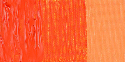 Daler Rowney Graduate Akrilik Boya 120ml Cadmium Orange Hue (619) - 619 Cadmium Orange Hue