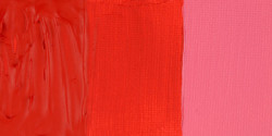 Daler Rowney - Daler Rowney Graduate Akrilik Boya 500ml 504 Cadmium Red Deep Hue
