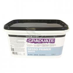 Daler Rowney - Daler Rowney Graduate Gesso Primer Beyaz 1 Litre (1)