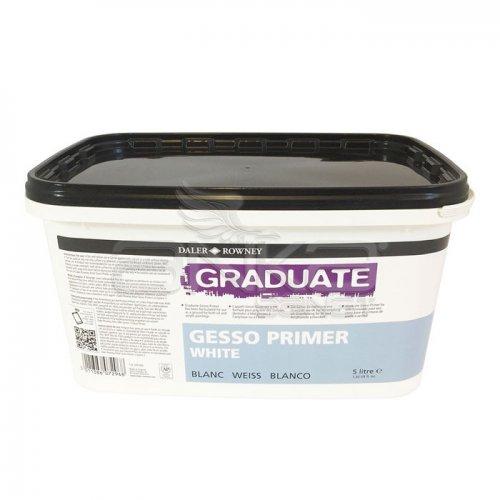 Daler Rowney Graduate Gesso Primer Beyaz 1 Litre