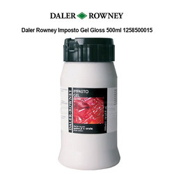 Daler Rowney Imposto Gel Gloss 500ml 1258500015 - Thumbnail