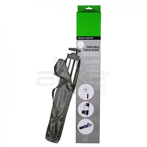 Daler Rowney Simply Portable Field Easel Taşınabilir Alüminyum Şövale 835300050