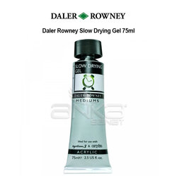Daler Rowney - Daler Rowney Slow Drying Gel 75ml