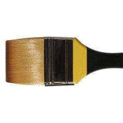 Daler Rowney System 3 Seri 278 Sentetik Uzun Saplı Zemin Fırçası - Thumbnail