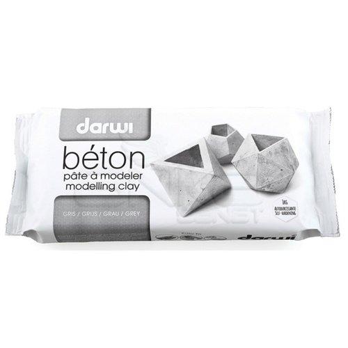 Darwi Beton Modelleme Kili 1kg Grey