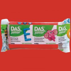 Das - Das Junior Seramik Kili 100g 302 Kırmızı