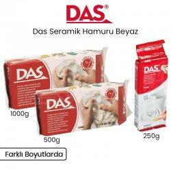 Das - Das Seramik Hamuru Beyaz
