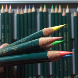 Derwent Artists Pencils Artist Kuru Boya Kalemi 120li Set Ahşap Kutu - Thumbnail