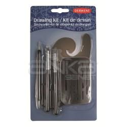 Derwent - Derwent Çizim Seti Drawing Kit