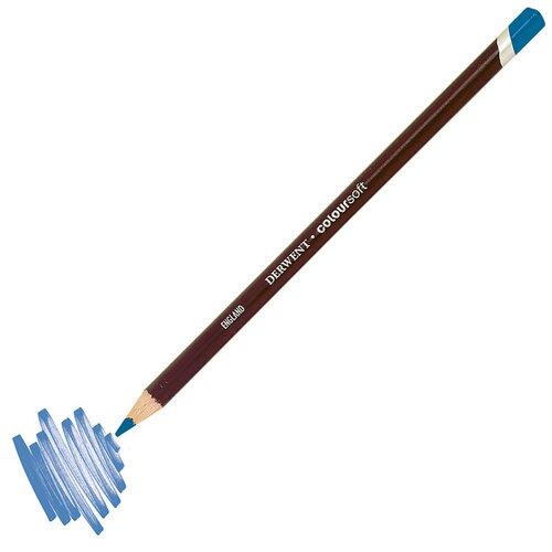 Derwent Coloursoft Kuru Boya Kalemi Blue C330 - Blue C330