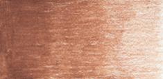 Derwent - Derwent Coloursoft Kuru Boya Kalemi Dark Terracota C610