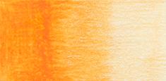 Derwent - Derwent Coloursoft Kuru Boya Kalemi Orange C070