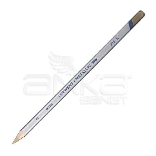 Derwent Metallic Pencil 82 Gold - 82 Gold