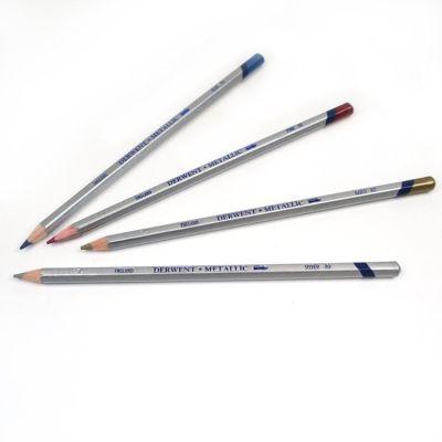 Derwent Metallic Pencil Sulu Boya Kalemi