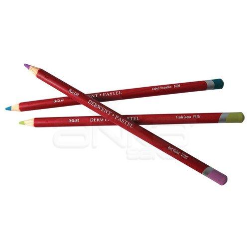 Derwent Pastel Pencils 72li Ahşap Kutu Pastel Kalem Seti