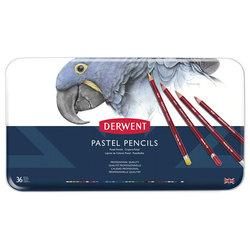 Derwent - Derwent Pastel Pencils Pastel Kalemi 36lı Set 0700307 (1)