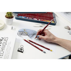 Derwent Pastel Pencils Pastel Kalemi 36lı Set 0700307 - Thumbnail
