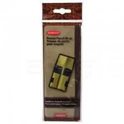 Derwent - Derwent Pocket Pencil Wrap-2300219