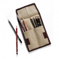 Derwent - Derwent Pocket Pencil Wrap-2300219 (1)