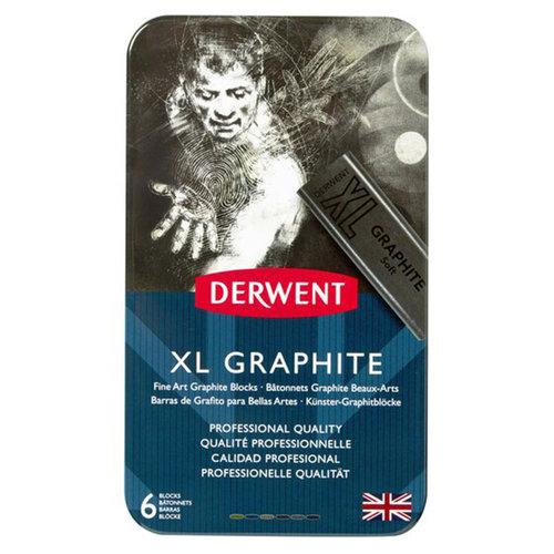 Derwent XL Graphite 6lı Grafit Set
