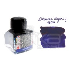 Diamine - Diamine Dolma Kalem Mürekkebi Regency Blue 40ml (1)