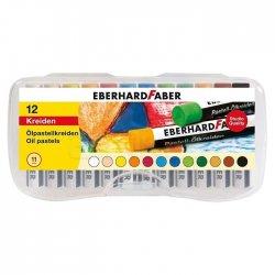 Eberhard Faber - Eberhard Faber Artist Color Oil Pastel Seti 12li 522013