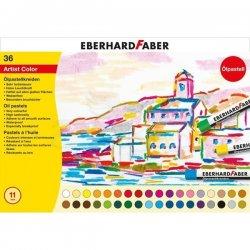 Eberhard Faber Artist Color Oil Pastel Seti 36lı 522036 - Thumbnail