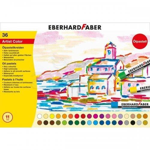 Eberhard Faber Artist Color Oil Pastel Seti 36lı 522036