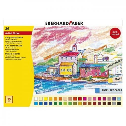 Eberhard Faber Artist Color Soft Pastel Seti 36lı 522536