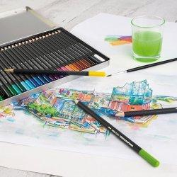 Eberhard Faber - Eberhard Faber Artist Color Sulu Boya Kalem Seti 36lı 516036 (1)