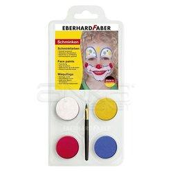 Eberhard Faber - Eberhard Faber Yüz Boyası 4 Renk 579010