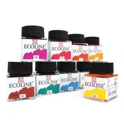 Talens - Talens Ecoline Sıvı Sulu Boya 30ml (1)