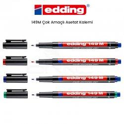 Edding - Edding 149M Çok Amaçlı Asetat Kalemi