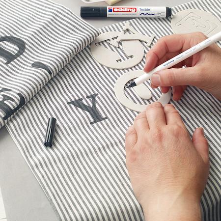 Edding 4600 Tekstil Kalemi 1mm