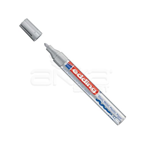 Edding 750 Gloss Paint Marker Metalik Renkler 2-4mm 3lü Set