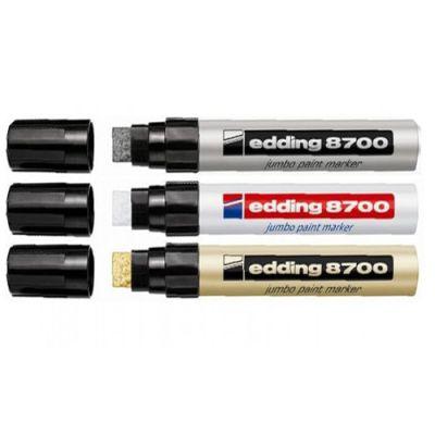 Edding 8700 Jumbo Paint Kesik Uçlu Markör 18mm